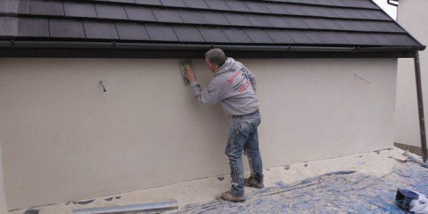 Pauls Plastering Llanelli Plastering Services Carmarthenshire K-Rendering Services 03