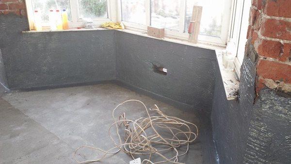 Pauls plastering Damp Proofing Llanelli